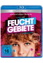 Feuchtgebiete - Majestic Collection Blu-ray-Cover
