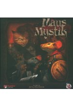 Maus & Mystic Cover