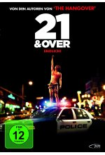 21 & Over - Endlich! DVD-Cover