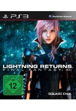 Final Fantasy XIII - Lightning Returns Cover