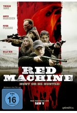 Red Machine - Hunt or be hunted DVD-Cover