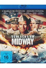 Schlacht um Midway Blu-ray-Cover