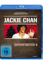 Jackie Chan - Superfighter 2 - Dragon Edition Blu-ray-Cover