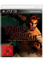 The Wolf Among Us Cover
