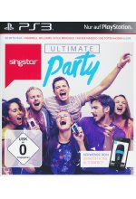 SingStar Ultimate Party Cover