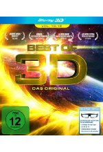 Best of 3D - Vol. 10-12 Blu-ray 3D-Cover