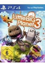 Little Big Planet 3 Cover