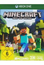 Minecraft - Xbox One Edition Cover