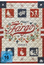 Fargo - Season 2  [4 DVDs] DVD-Cover