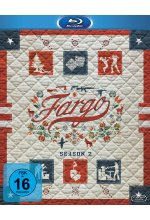 Fargo - Season 2  [3 BRs] Blu-ray-Cover