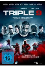 Triple 9 DVD-Cover
