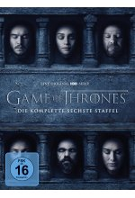 Game of Thrones - Staffel 6  [5 DVDs] DVD-Cover