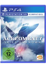 Ace Combat 7 - Skies Unknown Cover