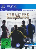 Star Trek - Bridge Crew (PlayStation VR) Cover