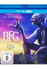 BFG - Sophie & Der Riese  (inkl. 2D-Version) Blu-ray 3D-Cover