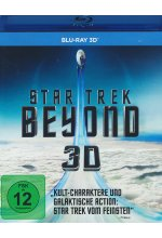 Star Trek 13 - Beyond Blu-ray 3D-Cover