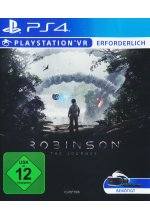 Robinson - The Journey (PlayStation VR) Cover
