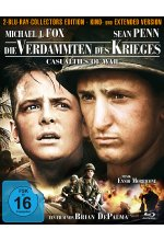 Die Verdammten des Krieges (Casualties of War - Extended Edition)  [2 BRs] [CE] Blu-ray-Cover