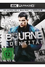 Die Bourne Identität  (4K Ultra HD) (+ Blu-ray) Cover