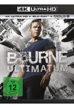 Das Bourne Ultimatum  (4K Ultra HD) (+ Blu-ray) Cover