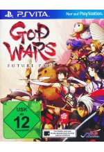God Wars - Future Past Cover