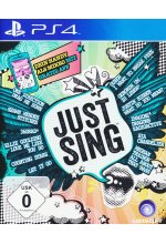 Just Sing! Cover