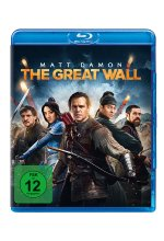 The Great Wall Blu-ray-Cover