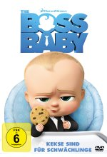 The Boss Baby DVD-Cover
