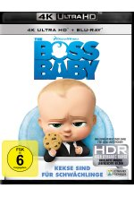 The Boss Baby  (+ Blu-ray) Cover