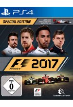 F1 2017 (Special Edition) Cover