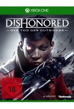 Dishonored - Der Tod des Outsiders Cover