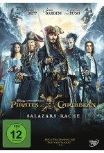 Pirates of the Caribbean 5 - Salazars Rache DVD-Cover