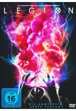 Legion - Season 1  [3 DVDs] DVD-Cover