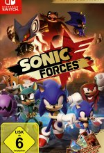 Sonic Forces (Bonusedition) Cover