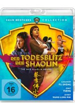 Der Todesblitz der Shaolin - Shaw Brothers Collection Blu-ray-Cover