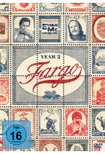 Fargo - Season 3  [4 DVDs] DVD-Cover