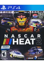 NASCAR Heat 2 (Import Game) Cover
