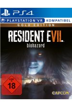 Resident Evil 7 biohazard (Gold Edition) Cover