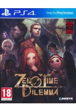 Zero Time Dilemma - Zero Escape Volume 3 (PEGI-Version) Cover
