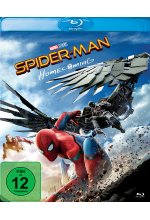 Spider-Man: Homecoming Blu-ray-Cover