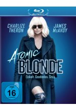 Atomic Blonde Blu-ray-Cover