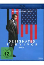 Designated Survivor - Staffel 1  [6 BRs] Blu-ray-Cover