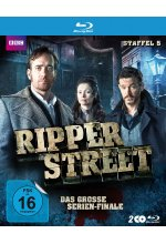 Ripper Street - Staffel 5 - Uncut  [2 BRs] Blu-ray-Cover