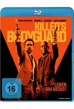 Killer's Bodyguard Blu-ray-Cover
