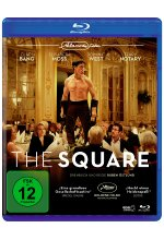 The Square Blu-ray-Cover