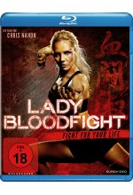 Lady Bloodfight - Fight for your life Blu-ray-Cover