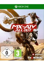 MX vs. ATV All Out Cover