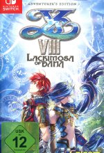 Ys VIII - Lacrimosa of DANA Cover