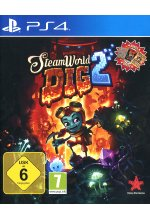 SteamWorld Dig 2 Cover
