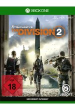 Tom Clancy's - The Division 2 Cover